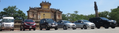 Da Nang to Hoi An by private taxi