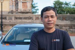 Mr Toan – Saigon Private Car Driver Team