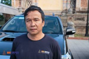 Mr Binh – Saigon Private Taxi Driver Team