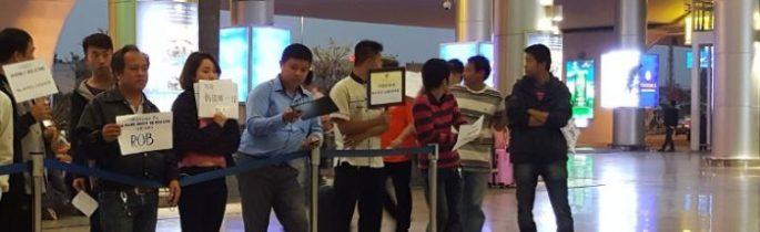Saigon airport transfer service