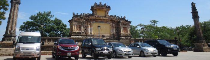 Saigon private taxi team