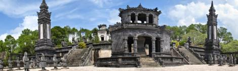 Khai Dinh tomb-Hue city