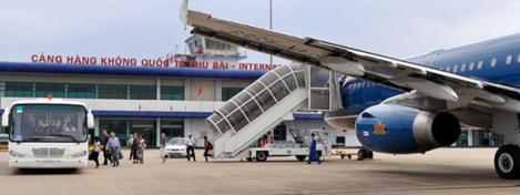 Phu Bai Airport