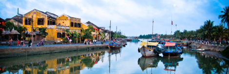 Hoian Ancietn Town