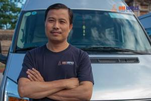 Mr. Cong - Manager of Saigon Private Taxi