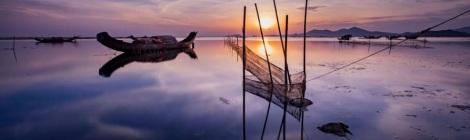 Cau Hai lagoon