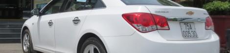 Chevrolet Cruze – 4 seaters