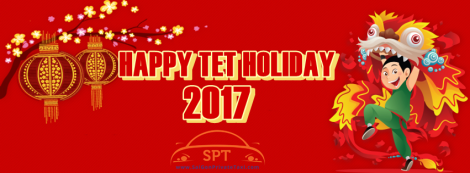 Happy Tet holiday
