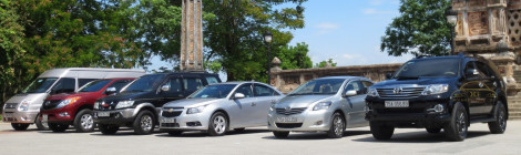Professional and reliable Saigon Private Taxi Team