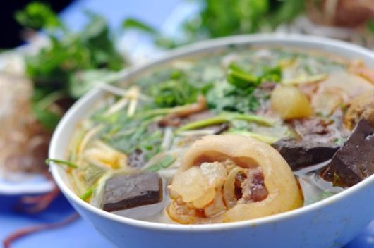Minh Quy pork noddle