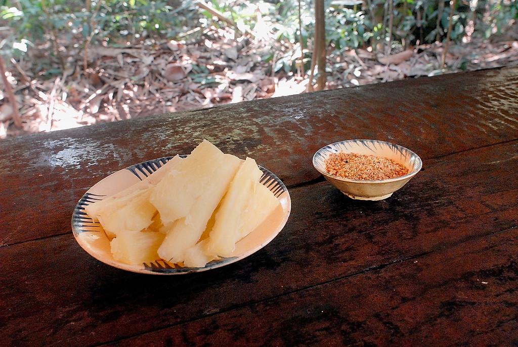 Viet Cong food