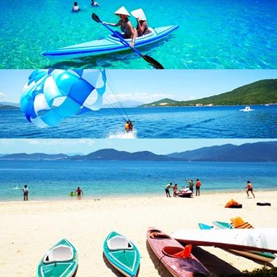 Hon Tam island-Nhatrang