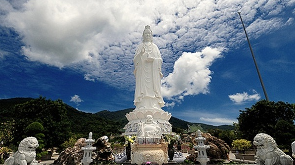 Lady Buddha