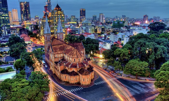 Saigon By Nights