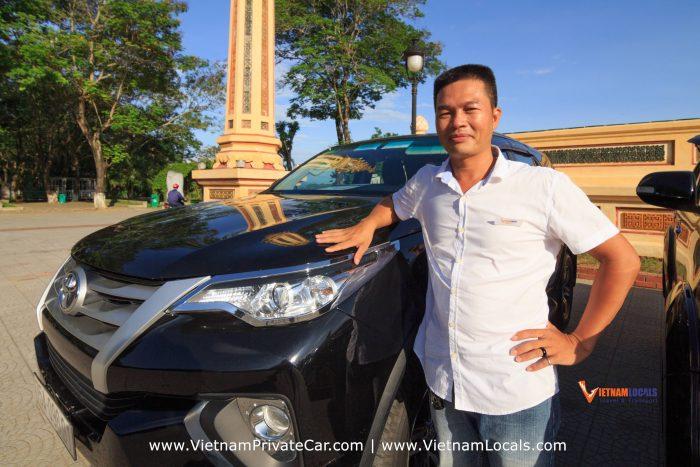 SUV-Toyota Fortuner 2017-Vietnam Locals